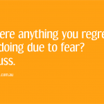Career Ponder: Fear